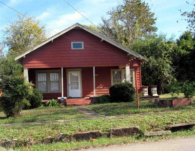 Morrilton Single Family Home For Sale: 306 N Chestnut Street