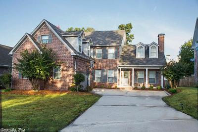 Maumelle Single Family Home For Sale: 58 Masters Place Drive
