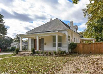 Little Rock Single Family Home For Sale: 500 N Polk