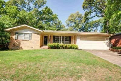 North Little Rock Single Family Home For Sale: 4515 Greenway Drive