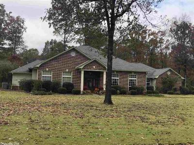 Pine Bluff Single Family Home For Sale: 12 Champion Ridge
