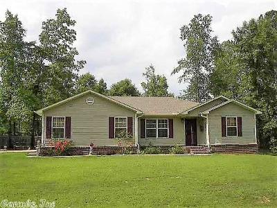 Hensley AR Single Family Home For Sale: $125,000