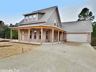 Hot Springs AR Single Family Home New Listing: $279,000