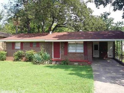 North Little Rock Single Family Home For Sale: 2214 Coors Drive