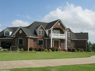 Clarksville Single Family Home New Listing: 9483 Highway 21 Highway