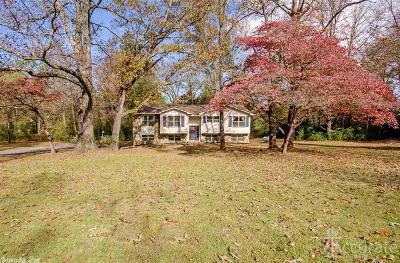 Faulkner County Single Family Home New Listing: 20 Caddo Road