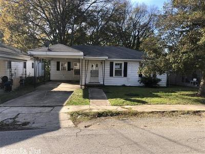 Benton Single Family Home Under Contract: 317 S Border Street