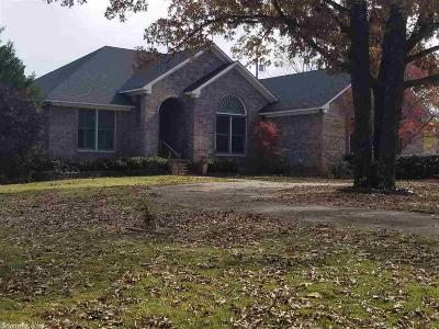 Cleburne County Single Family Home New Listing: 920 Anderson Circle