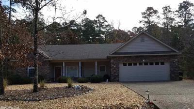 Hot Springs Vill. AR Single Family Home New Listing: $189,000