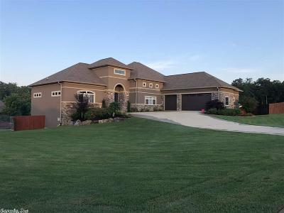 Garland County Single Family Home New Listing: 195 Westwinds Drive