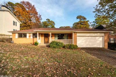 Little Rock AR Single Family Home New Listing: $155,000