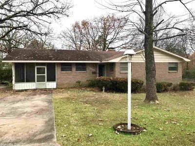 Little Rock Single Family Home New Listing: 7805 Bonnie Brae