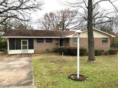 Little Rock AR Single Family Home New Listing: $112,500