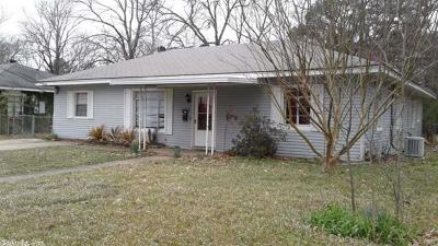 Faulkner County Single Family Home Under Contract: 1909 Jefferson