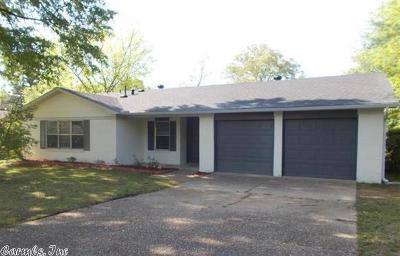 Little Rock AR Single Family Home New Listing: $134,900