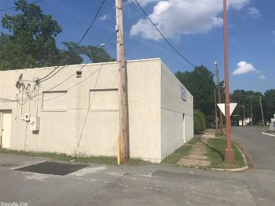 Little Rock Commercial Lease New Listing: 112 E 11th Street
