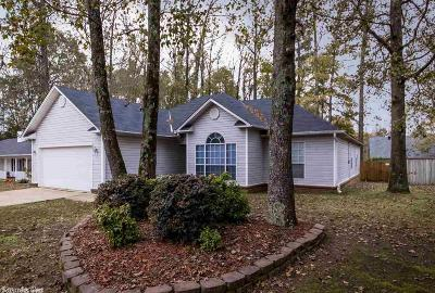 Cabot Single Family Home New Listing: 20 Hunters Cove