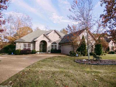Cleburne County Single Family Home New Listing: 838 Copperfield Circle