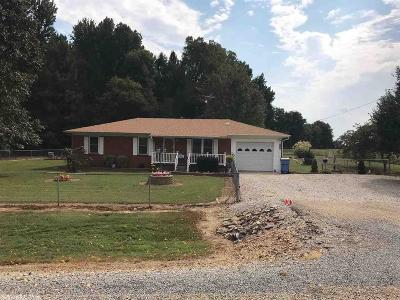 Single Family Home New Listing: 6820 Highway 139