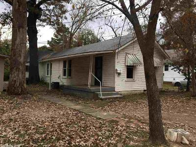North Little Rock Single Family Home New Listing: 1705 Nona Street