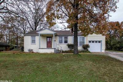Sherwood Single Family Home New Listing: 704 Country Club