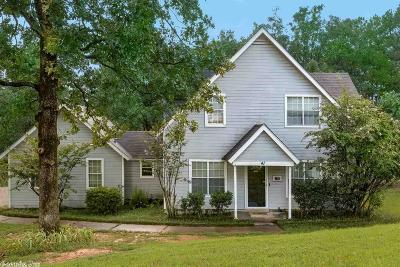 Maumelle Single Family Home New Listing: 41 Vantage Drive