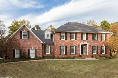 Little Rock AR Single Family Home New Listing: $469,900