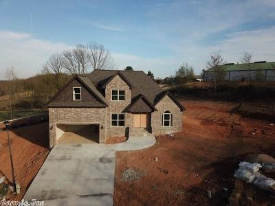 Cabot Single Family Home New Listing: 1120 Aberdour Drive #Lot 28