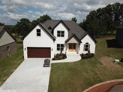 Cabot Single Family Home New Listing: 1118 Aberdour Drive #Lot 29