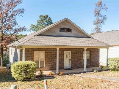 Little Rock Single Family Home New Listing: 618 Atkins Road