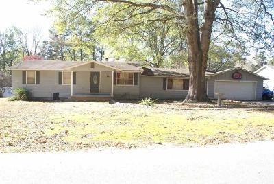 Benton Single Family Home New Listing: 214 N Aaronfield Rd