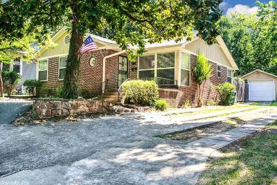 Little Rock Single Family Home New Listing: 417 N Jackson