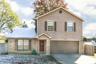 Cabot Single Family Home New Listing: 2407 S 1st