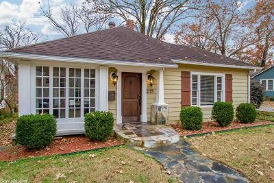 Single Family Home For Sale: 5123 C Street