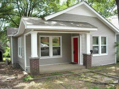 Little Rock Single Family Home New Listing: 4319 Maryland Avenue
