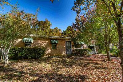 North Little Rock Single Family Home New Listing: 5512 Parker Street