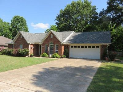 Clarksville Single Family Home For Sale: 1912 Ridgewood Drive
