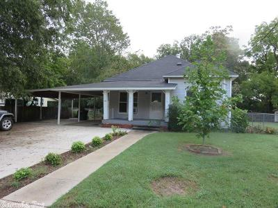 Clarksville Single Family Home For Sale: 404 N Montgomery