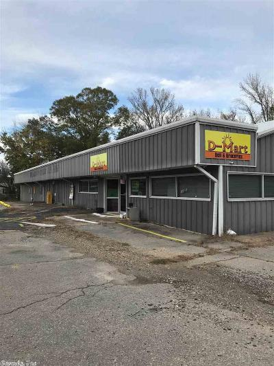 Malvern Commercial For Sale: 14475 Highway 67