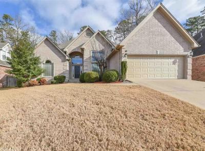 Woodlands Edge Single Family Home For Sale: 2822 Mossy Creek Drive