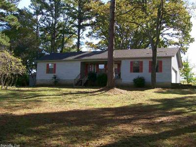 Garland County Single Family Home New Listing: 681 Amity Road
