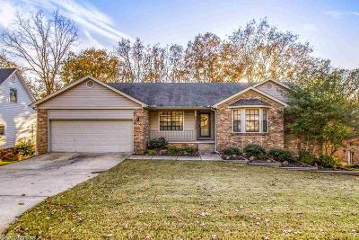 North Little Rock Single Family Home For Sale: 7600 Toltec