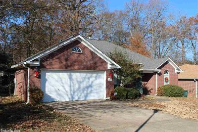 Bryant Single Family Home For Sale: 2605 Henson Place