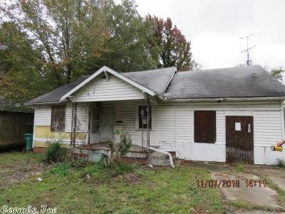 Pine Bluff Single Family Home For Sale: 1901 W 27th Avenue