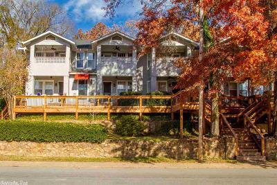 Little Rock Condo/Townhouse For Sale: 1822 Kavanaugh Boulevard