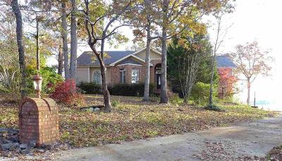 Pulaski County, Saline County Single Family Home Price Change: 17 Galeon Lane