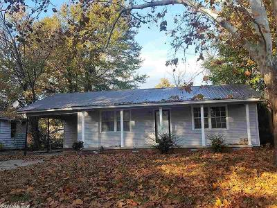 Pine Bluff Single Family Home For Sale: 3111 Tulip Street