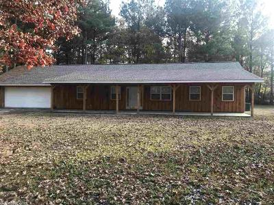 Pine Bluff Single Family Home For Sale: 8306 Whiteville Rd