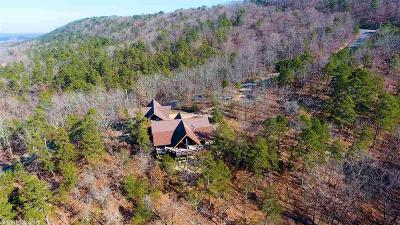 Garland County Single Family Home For Sale: 655 Peaceful Valley Road