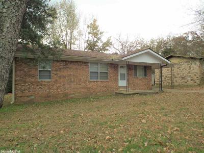 Heber Springs AR Single Family Home For Sale: $74,000